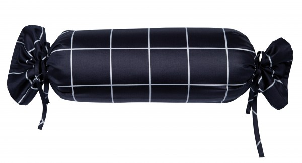 Mako-Satin Bettwäsche modernclassic 39024 nachtschattenblau