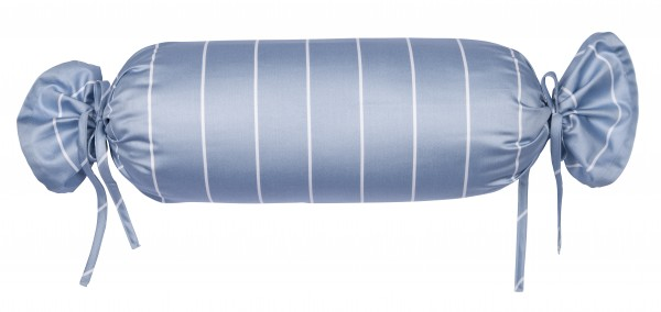 Mako-Satin Bettwäsche modernclassic 39023 perlblau