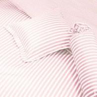 Janine Mako-Satin Bettwäsche modernclassic 3910 rosa