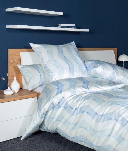 Janine Interlock-Jersey-Bettwäsche Carmen S 55020 mineralblau