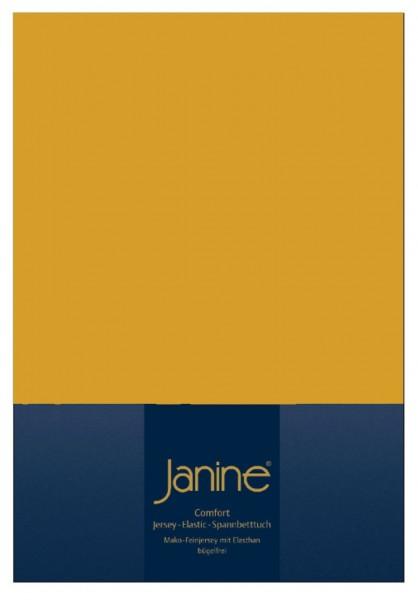 Spannbetttuch Elastic-Jersey 5002 honiggold