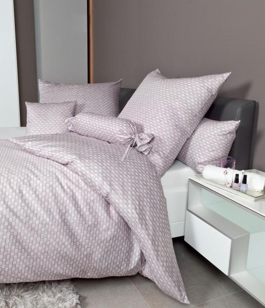 Interlock-Jersey Bettwäsche CARMEN 53087 gedämpftes violett
