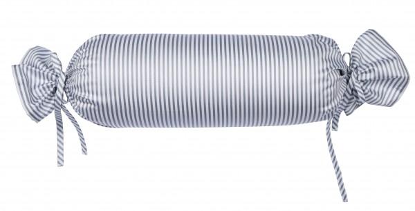 Mako-Satin Bettwäsche modernclassic 3911 grau